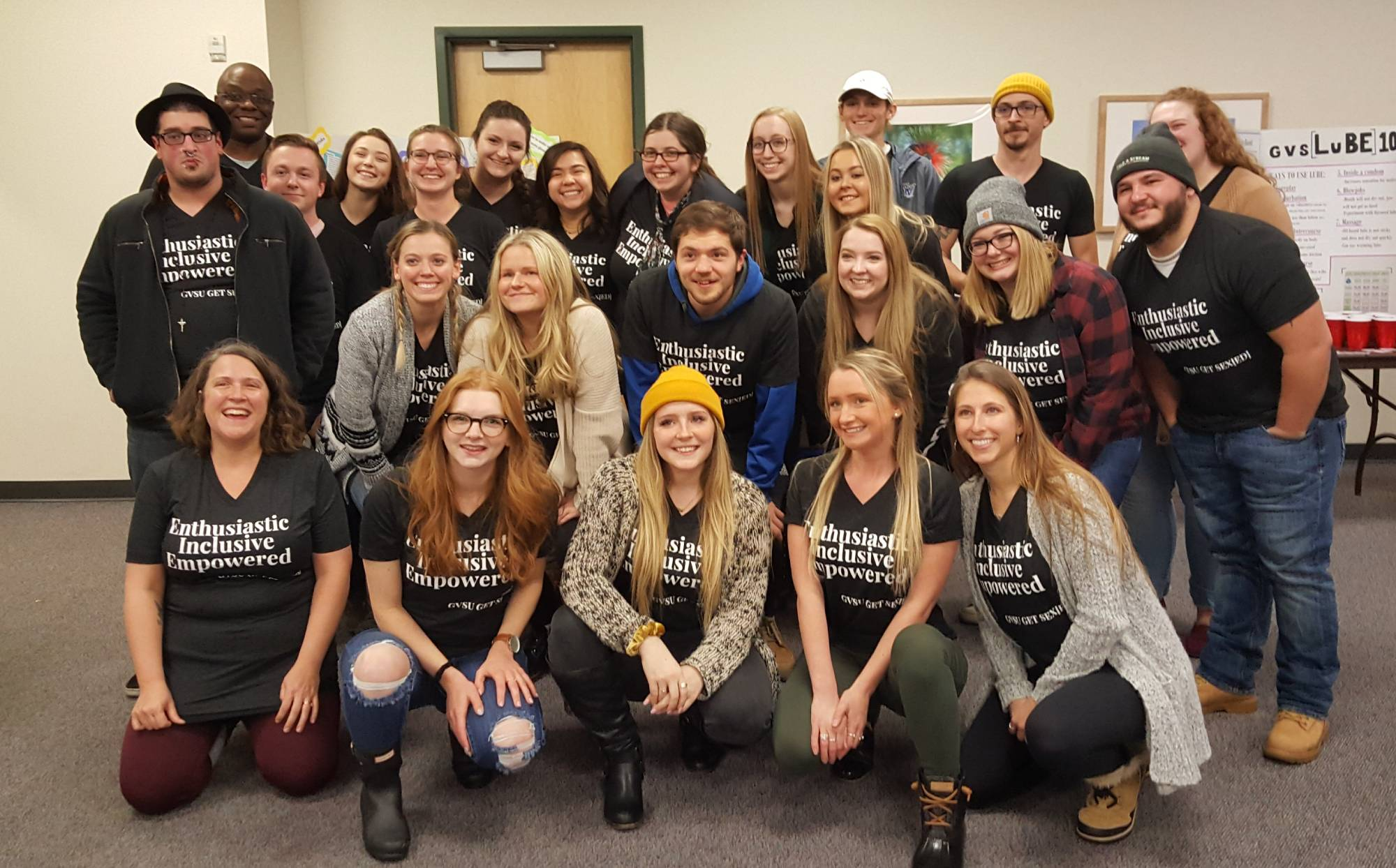 LIB 326 Sexuality, Justice and Advocacy Fall 2018